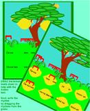 The Lemon Spinning Song ~ Egyptian Folk Song~ SMARTBOARD ~