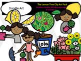 The Lemon Tree Clip Art Pack