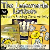 The Lemonade Lesson: Problem-Solving Class Activity