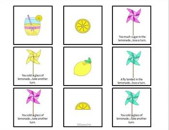 The Lemonade Stand Game - FREEBIE!