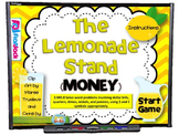 2nd Grade Money Smart Board Game (CCSS.2.MD.8)