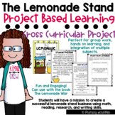 The Lemonade Stand Project (PBL)