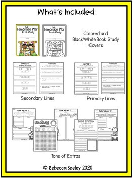 The lemonade war free pdf