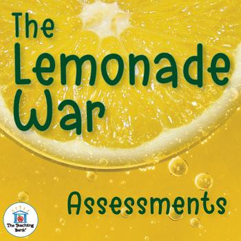 The Lemonade War Assessment Packet