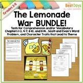 The Lemonade War BUNDLE!