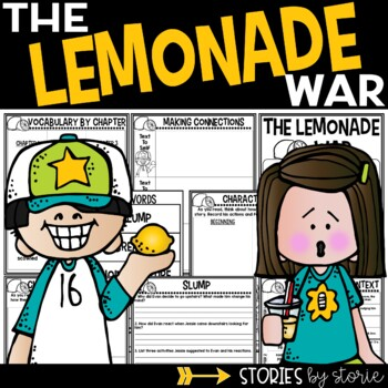 The Lemonade War Pdf