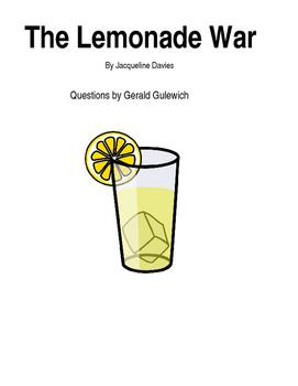 The Lemonade War Core Literature