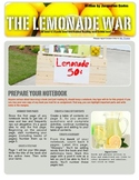 The Lemonade War - Interactive Book Project