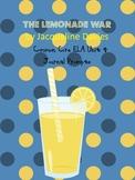 The Lemonade War Journal Prompts