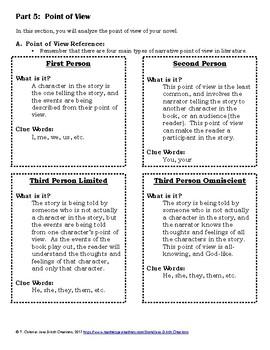 The Lemonade War Literature Circle Journal Student Packet