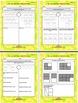 The Lemonade War Mega Book Study Bundle: 2 Unit Plans ELA & MATH