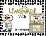 The Lemonade War Novel Study
