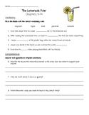 The Lemonade War Quiz Chapters 11-14