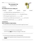 The Lemonade War Quiz Chapters 6-10