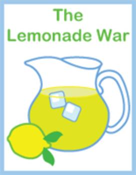 The Lemonade War  Reading Center