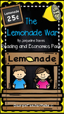 The Lemonade War Reading and Economics Pack
