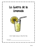 The Lemonade War (Spanish Questions) La Guerra de la Limonada