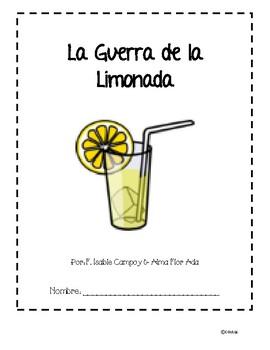 The Lemonade War (Spanish Questions) La Guerra de la Limonada