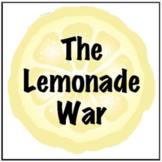 The Lemonade War - Chapter Book Study Guide