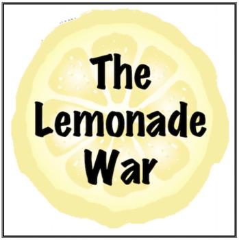 The Lemonade War - Chapter Book Study Guide
