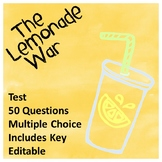 The Lemonade War Test