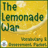The Lemonade War Vocabulary and Assessment Bundle