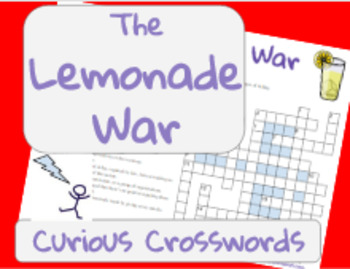 The Lemonade War- Worksheet