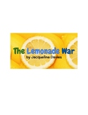 The Lemonade War; a Classroom Economic Project