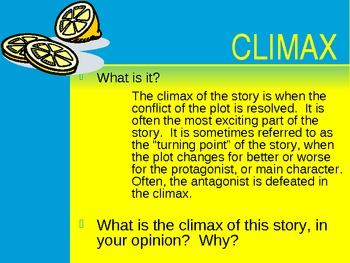 """""""The Lemonade War"""", by J. Davies, Interactive Novel PowerPoint"""