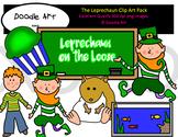 The Leprechaun Clipart Pack