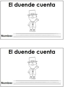The Leprechaun Counts (Spanish)-El duende cuenta