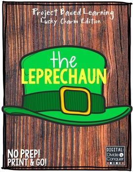 The Leprechaun: Project Based Learning, Lucky Charm Edition
