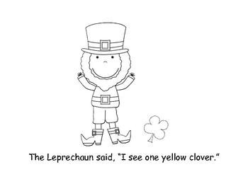 The Leprechaun Said... (Kindergarten)