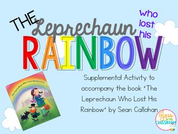 The Leprechaun Who Lost His Rainbow- Supplemental Activity