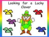The Leprechaun is Looking Shared Reading- Kindergarten- St. Patrick's