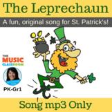 "Original St. Patrick's Day Song | ""The Leprechaun"" by Lisa Gillam | Song mp3"