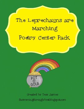 The Leprechauns Are Marching Poetry Center Pack