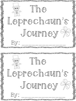 The Leprechaun's Journey (An interactive positional word hunt for gold!)