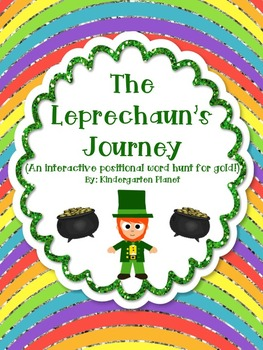 The Leprechaun's Journey (An interactive positional word h