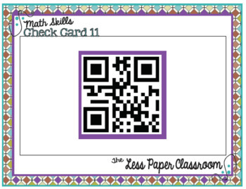 The Less Paper Classroom:  Add and Subtract Big Numbers {Distance Learning}