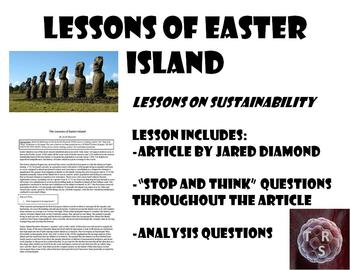 The Lessons of Easter Island