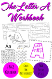 The Letter A Workbook