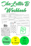 The Letter B Workbook