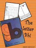 The Letter Bb- Craft & Worksheets!