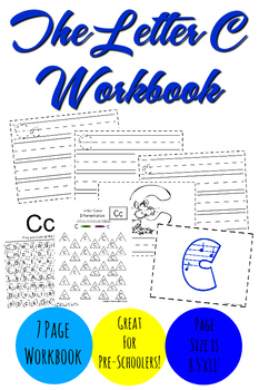 The Letter C Workbook