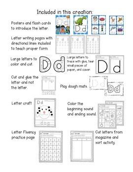 The Letter D Alphabet Superhero