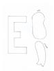 The Letter E Elephant Craft