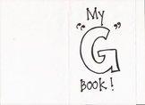 The Letter G Book