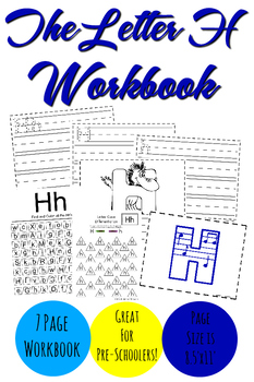 The Letter H Workbook