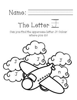 The Letter J Field Trip!